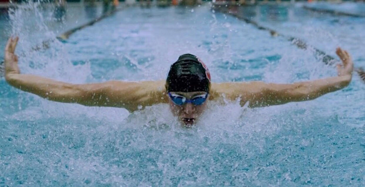 Brock Aune, DCY State and National swimmer