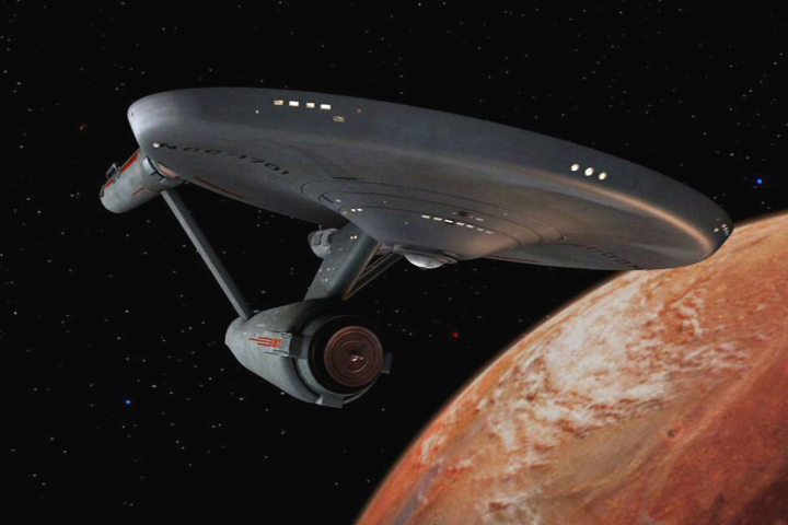 The Science Behind 'Star Trek'